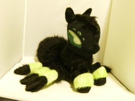 Trade: Spider Pony by Chanditoys