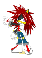 Nencroz new design completed by Memph-the-Light