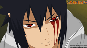 Sasuke Sharingan 2 by IITheDarkness94II