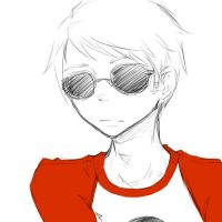 homestuck - that one cool kid by captainbloodcorsair