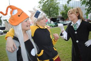 Soul Eater - Some last words, Soul? by ValentineResha