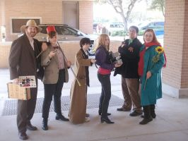 Doctor Who at Dallas Comic Con by Texas-Guard-Chic