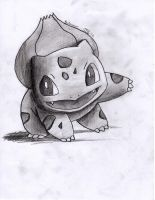 Bulbasaur by RupertRock