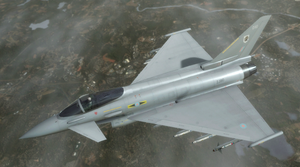 Typhoon - Royal Air Force by Jetfreak-7