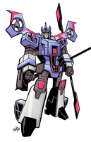 SG Galvatron - July Sale Commission by EryckWebbGraphics