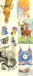 Watercolor Collection by StoryShepherd