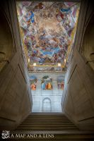 El Escorial: The Central by Mgsblade