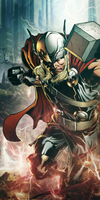 Thor by Stealth14