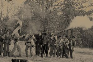 Battle of Round Mountain 4 by Emagyne
