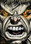 Extreme Anger by lordeeas