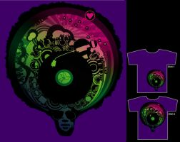 """Party """"t-shirt"""" by Si-ti-fen"""