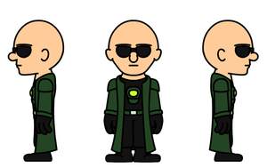 Blind Bomber Redesign by HampoArgent