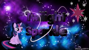 Twilight Sparkle - Efecto Fantasia by ulisesdarklight