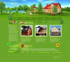 desing for estate agency by rurouni-ru