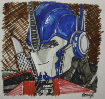 TFP Optimus Prime by PDJ004