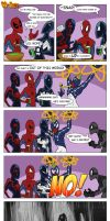 GGguys 130 Spider-man SD by SupaCrikeyDave