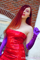 Jessica Rabbit (2) : Sexy by JessyB-Design