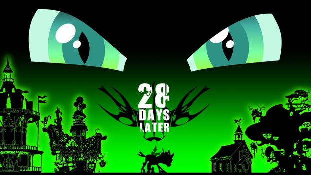 28 Days Later Equestria Wallpaper (1280x720) by Grumbeerkopp