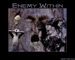 Enemy Within by silentfuneral