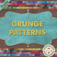 Free Patterns for Photoshop and Gimp by starsunflowerstudio
