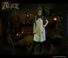 American McGee's Alice by fenan