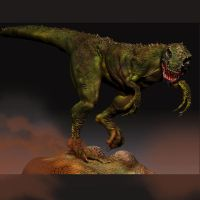 Dino by AndrewWest