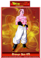 Super Buu V3 by CHangopepe