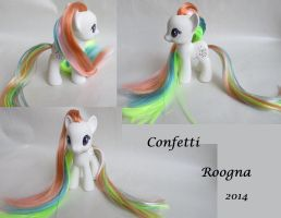 Confetti G1 to G4 by Roogna