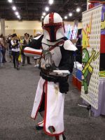 Mandalorian (Cosplay) by gear25
