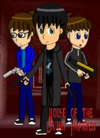 House of the Living Impared by GMLink