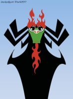 sad Aku by Dark337