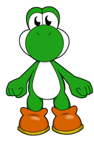 Yoshi by tails224
