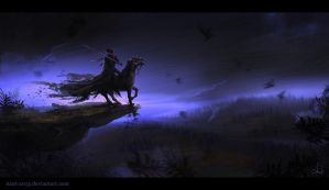 Headless Horseman by Azot2016