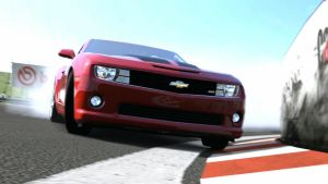 Chevrolet Camaro SS 2010 by Winsord