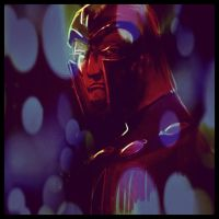 X-MEN ~ Magneto by GHDrisdale