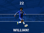 Willian Wallapaper by DONICFC