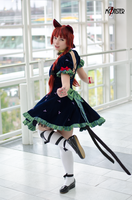 Touhou - Orin - [All around] by GeniMonster