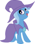 Trixie! by Fluttershy750