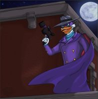 Marvel's Darkwing Duck by Gibbo18