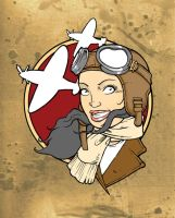 Aviatrix II by DarkJimbo