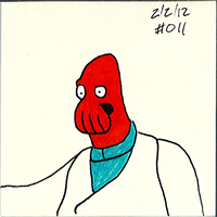 Zoidberg Challenge Day 11 by SickSean