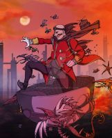 Glory to Eggman by hypernosis