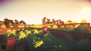 Minecraft HD Wallpaper by lpzdesign