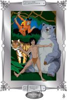 Jungle Book final by JOEYDES
