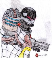 Dead Space 3 by Sonicw555