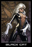 BLACK CAT by DouglasShuler