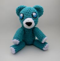Teddy Bear by gwilly-crochet