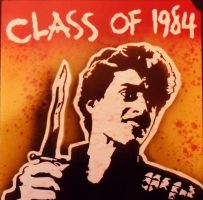 Class of 1984 by punkdaddy74