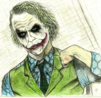 TDK Joker by Fehg49