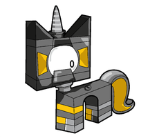 Unikitty Seismo by thedrksiren